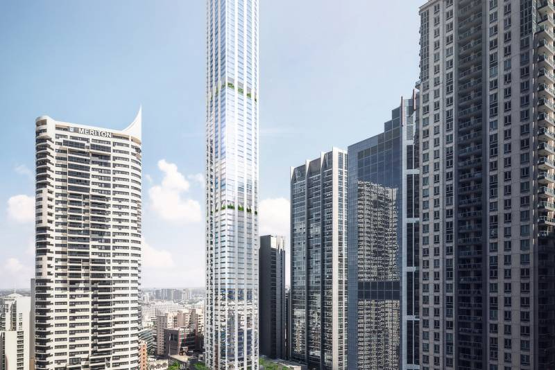505 George Street | Residential architecture