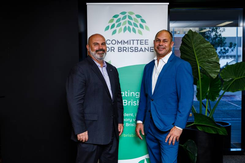 Committee for Brisbane 2020 Patron Briefing