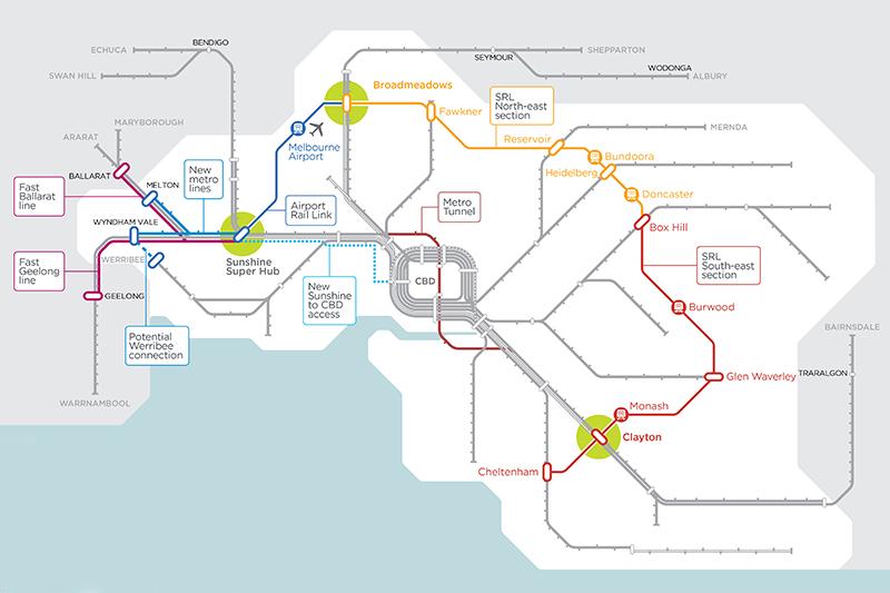 Suburban Rail Loop (SRL)