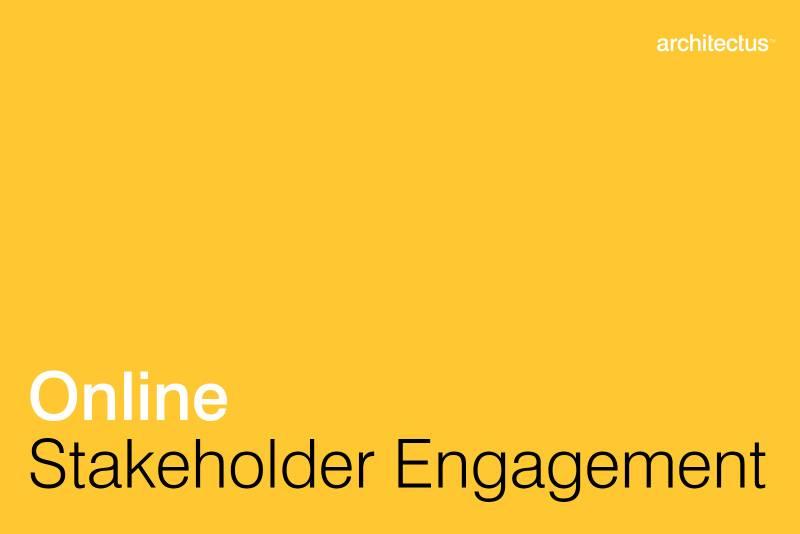 Online stakeholder engagement