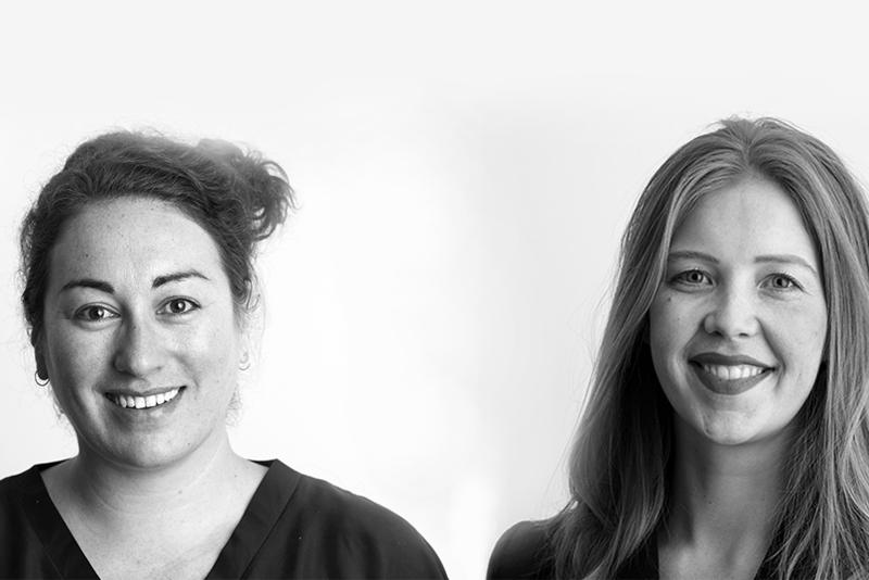 Women in architecture - Marina Carroll and Elizabeth Seuseu
