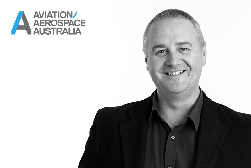 Aviation Aerospace Australia Karl Traeger event