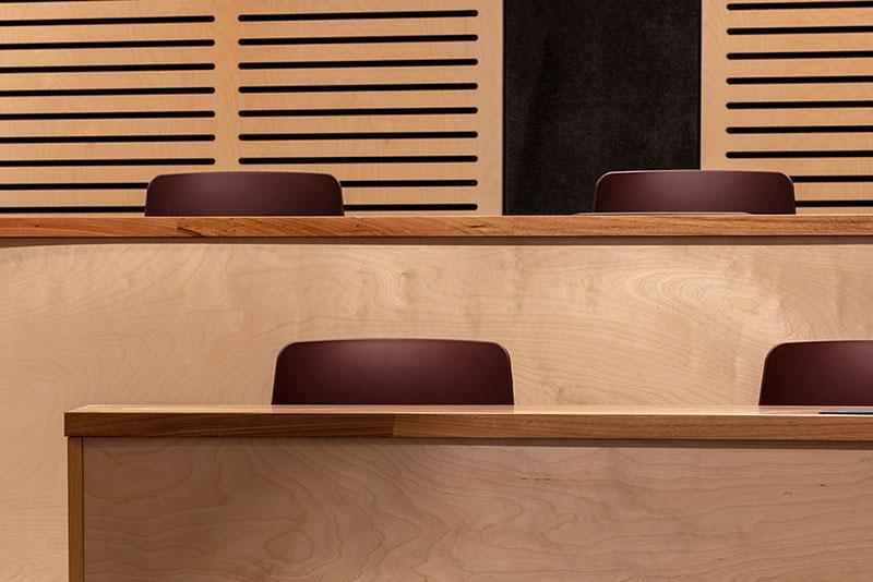 Timber Design Awards - Macquarie University Clinical Education Building