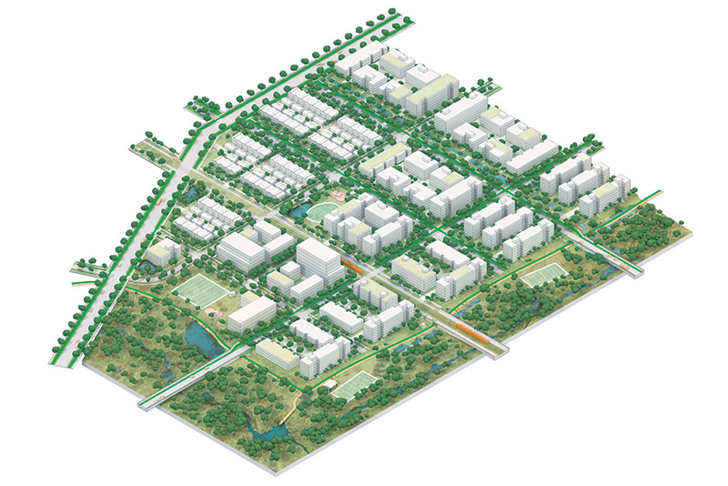 Urban Typologies and Stormwater Management