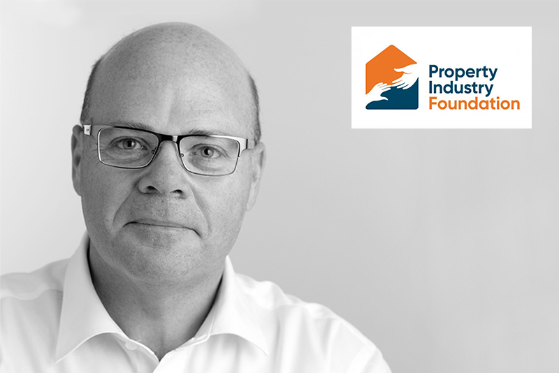 Barry Aarons - Property Industry Foundation