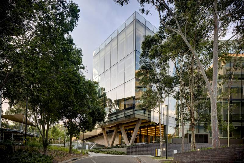 Macquarie University Ainsworth Building