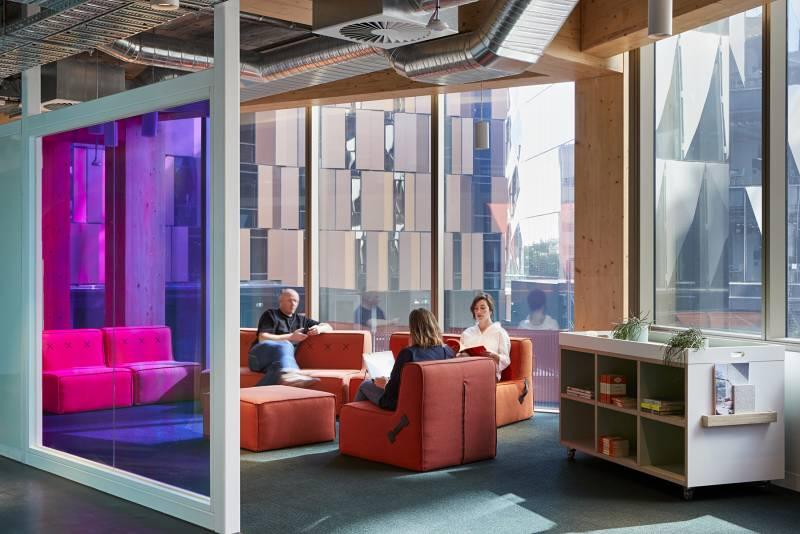 Melbourne Entrepreneurial Centre MEC Flexible Space