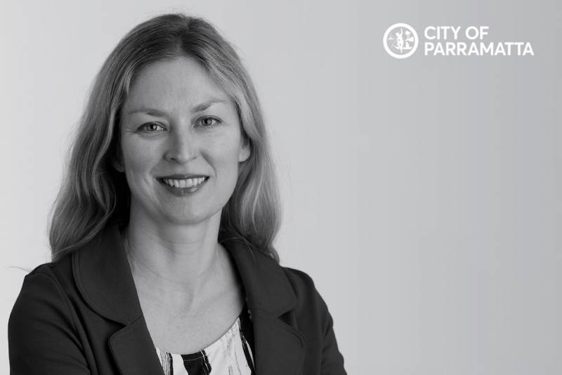 Jane Fielding Portrait - Appointed to represent city of Parramatta
