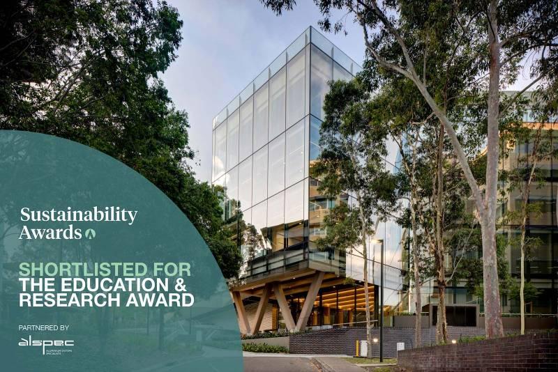 Ainsworth Building_Sustainability Award